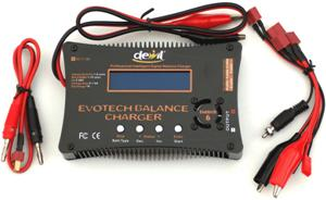 UNIVERSAL CHARGER FOR 6 CELL LIPO FROM 0.1 TO 5A